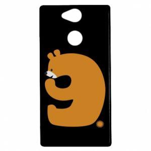 Etui na Sony Xperia XA2 Rysunek niedźwiedź przez 9 lat
