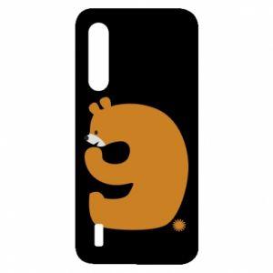 Etui na Xiaomi Mi9 Lite Rysunek niedźwiedź przez 9 lat