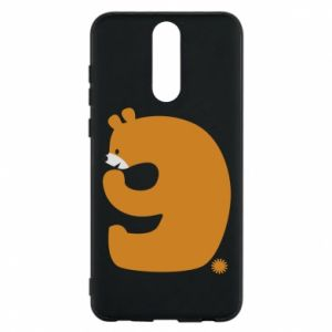 Phone case for Huawei Mate 10 Lite Figure bear for 9 years