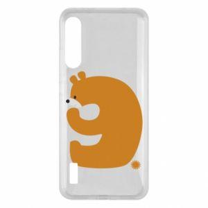 Etui na Xiaomi Mi A3 Rysunek niedźwiedź przez 9 lat