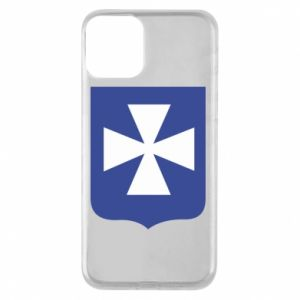 Phone case for iPhone 11 Rzeszow coat of arms