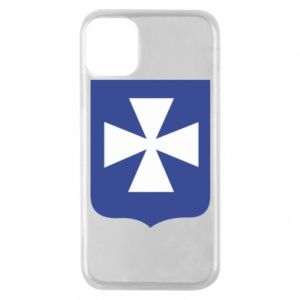 Phone case for iPhone 11 Pro Rzeszow coat of arms