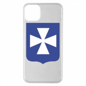 Phone case for iPhone 11 Pro Max Rzeszow coat of arms