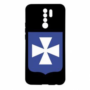 Etui na Xiaomi Redmi 9 Rzeszów herb