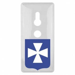 Etui na Sony Xperia XZ2 Rzeszów herb