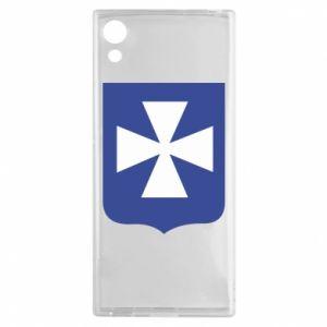 Etui na Sony Xperia XA1 Rzeszów herb