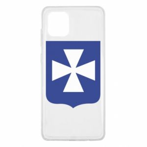 Etui na Samsung Note 10 Lite Rzeszów herb