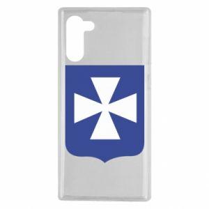 Etui na Samsung Note 10 Rzeszów herb