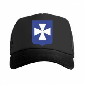 Trucker hat Rzeszow coat of arms