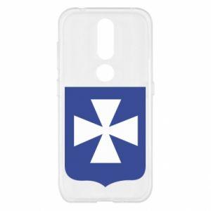 Etui na Nokia 4.2 Rzeszów herb