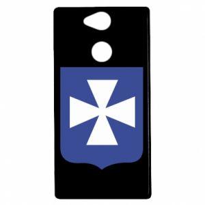 Etui na Sony Xperia XA2 Rzeszów herb