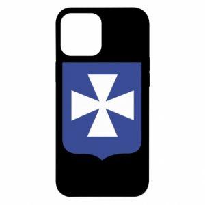 Etui na iPhone 12 Pro Max Rzeszów herb