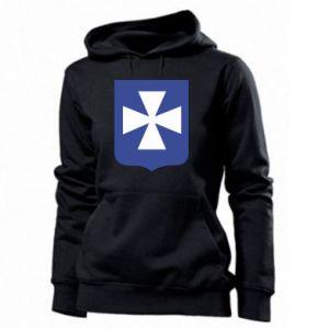 Women's hoodies Rzeszow coat of arms