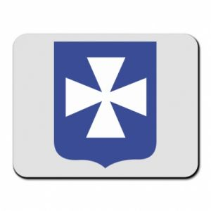 Mouse pad Rzeszow coat of arms