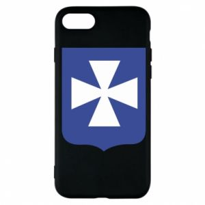 Phone case for iPhone 7 Rzeszow coat of arms