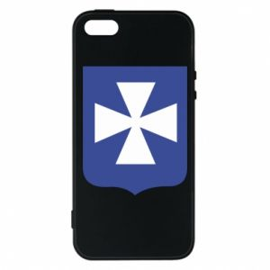 Phone case for iPhone 5/5S/SE Rzeszow coat of arms