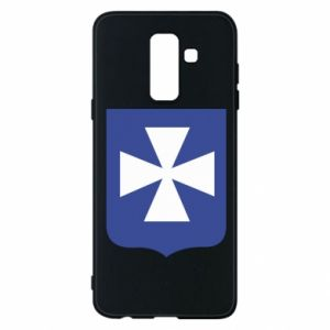 Phone case for Samsung A6+ 2018 Rzeszow coat of arms