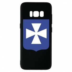 Phone case for Samsung S8 Rzeszow coat of arms