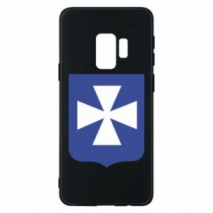 Phone case for Samsung S9 Rzeszow coat of arms