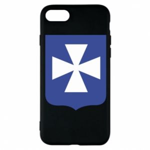 Phone case for iPhone 8 Rzeszow coat of arms