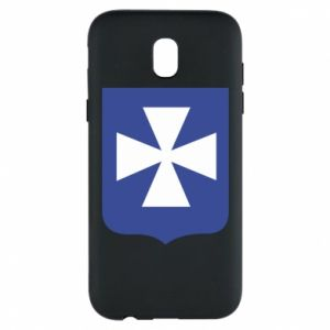 Phone case for Samsung J5 2017 Rzeszow coat of arms