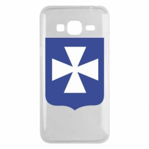 Phone case for Samsung J3 2016 Rzeszow coat of arms