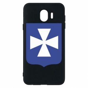 Phone case for Samsung J4 Rzeszow coat of arms