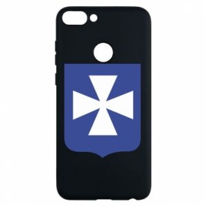 Phone case for Huawei P Smart Rzeszow coat of arms