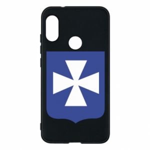 Phone case for Mi A2 Lite Rzeszow coat of arms
