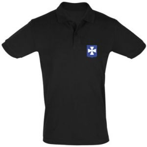 Men's Polo shirt Rzeszow coat of arms