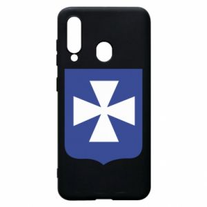 Phone case for Samsung A60 Rzeszow coat of arms