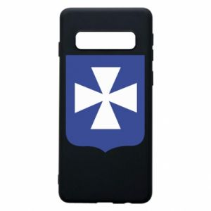 Phone case for Samsung S10 Rzeszow coat of arms