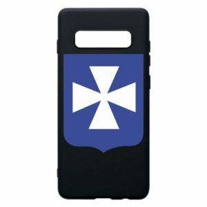 Phone case for Samsung S10+ Rzeszow coat of arms