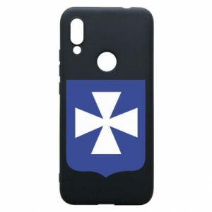 Phone case for Xiaomi Redmi 7 Rzeszow coat of arms