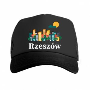 Trucker hat Rzeszow city