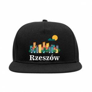 Snapback Miasto Rzeszów - PrintSalon