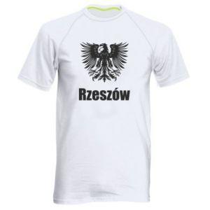 Męska koszulka sportowa Rzeszów