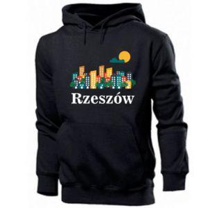 Men's hoodie Rzeszow city