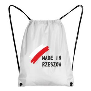 Backpack-bag Made in Rzeszow