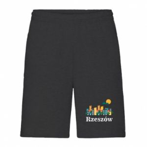 Men's shorts Rzeszow city