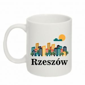 Mug 330ml Rzeszow city
