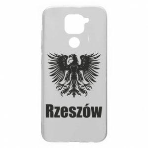 Xiaomi Redmi Note 9 / Redmi 10X case % print% Rzeszow