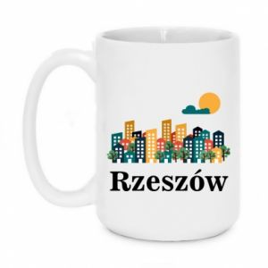 Mug 450ml Rzeszow city