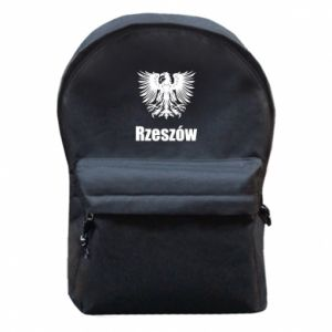 Backpack with front pocket Rzeszow