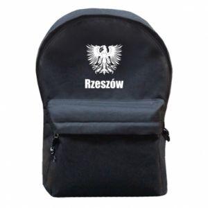 Plecak z przednią kieszenią Rzeszów
