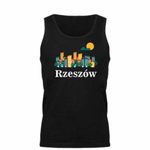 Men's t-shirt Rzeszow city