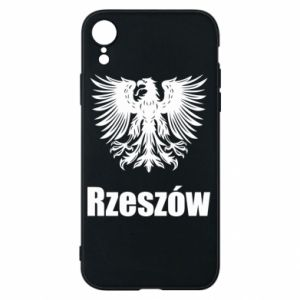 Phone case for iPhone XR Rzeszow