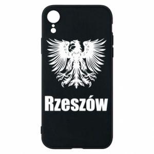 iPhone XR Case Rzeszow