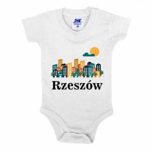 Body dla dzieci Miasto Rzeszów - PrintSalon