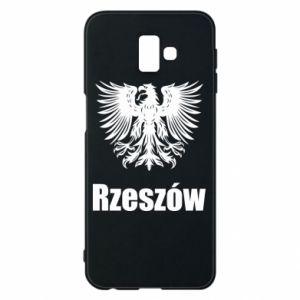 Samsung J6 Plus 2018 Case Rzeszow